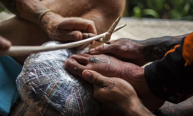 La Polinesia francese e i tatuaggi